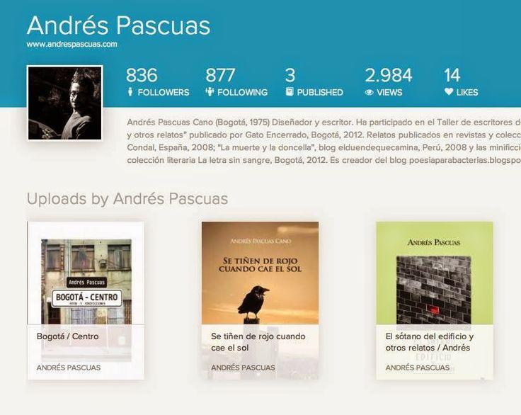 Los libros de Andrés Pascuas Cano para Descarga Libre | Andrés Pascuas Cano