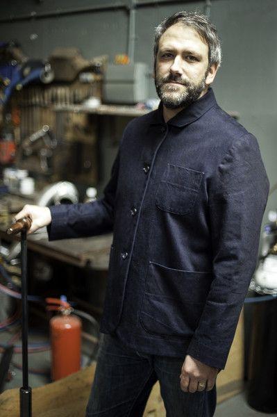 The Foreman Jacket Sewing Pattern | Merchant & Mills