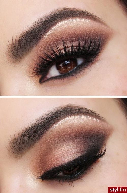 Beautiful color combination for eyes! Find the shades that work best for your pretty face at Beauty.com!