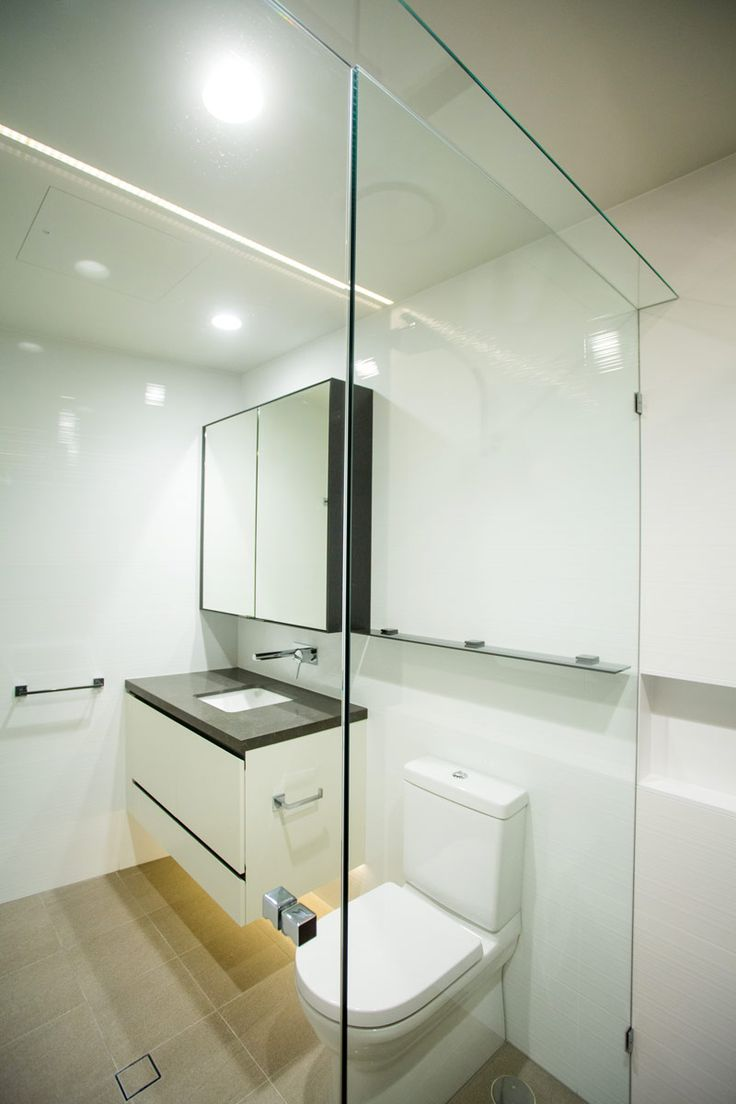 Upgrade your bathroom to this beautiful view