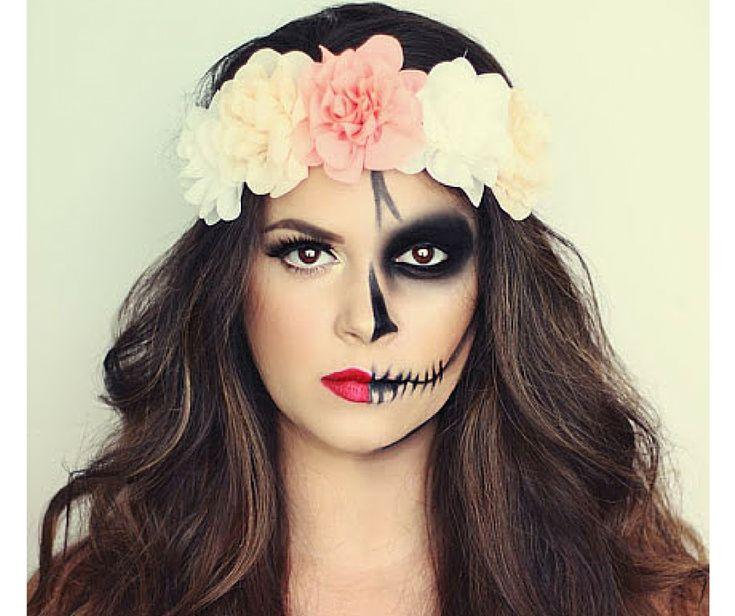 """Quedan muy poquitos días para Halloween, ya os he presentado mi """"maravillosa decoración""""con la que celebrar vuestra escalofriante fiesta, ahora he pensado en d"""