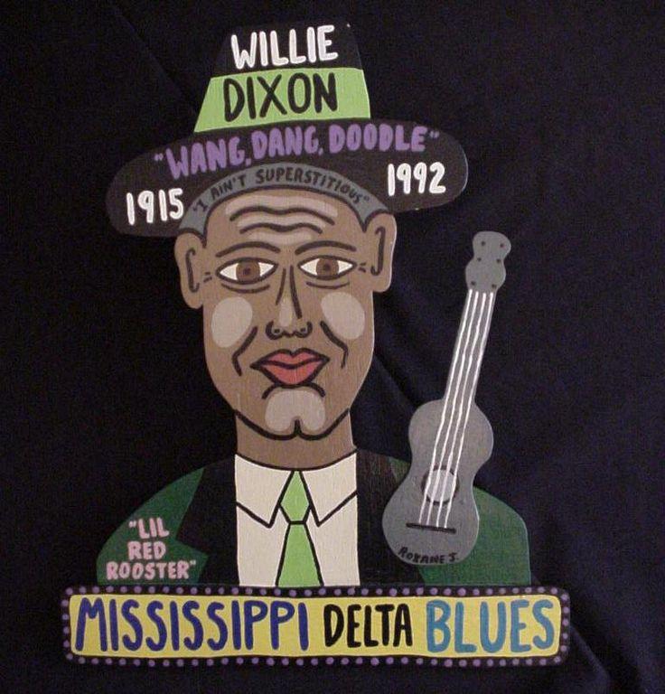 mississippi delta blues willie dixon red rooster by willardj willie dixon pinterest. Black Bedroom Furniture Sets. Home Design Ideas