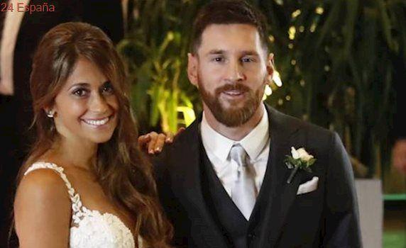 Vídeo exclusivo de la boda de Antonela Rocuzzo y Leo Messi