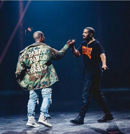 Kanye West & Drake                                                       …