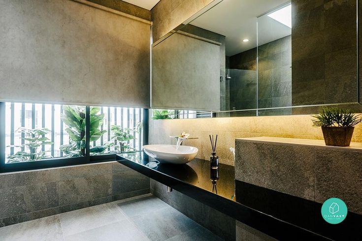 206 best dreamy bathroom ideas images on pinterest bath for Bathroom design malaysia