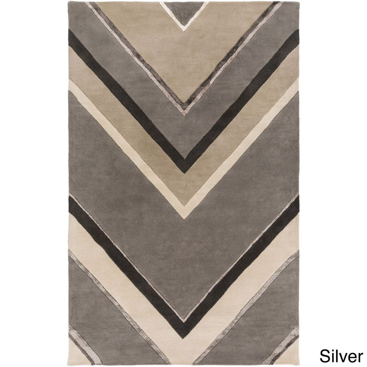 Candice Olson :Hand-Tufted Wright Classic Indoor Rug