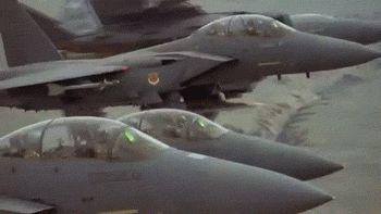 eyestothe-skies: F-15E Strike Eagle
