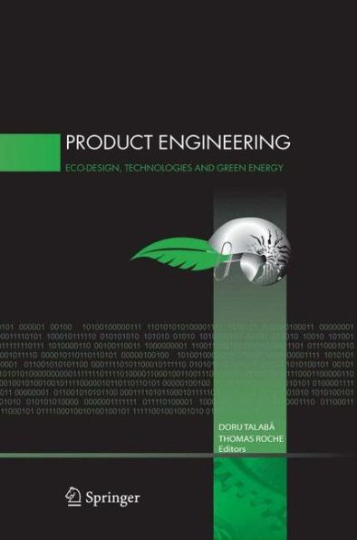 Product Engineering: Eco-Design, Technologies and Green Energy