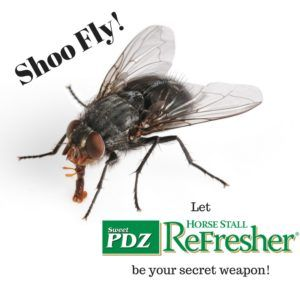 How to use ammonia killing zeolites to fight bugs at the barn!   https://www.nwhorsesource.com/bug-off-controlling-flies-barn/