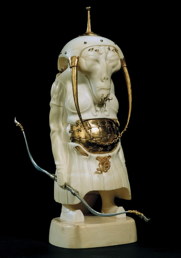 Скульптура. Автор Даши Намдаков.