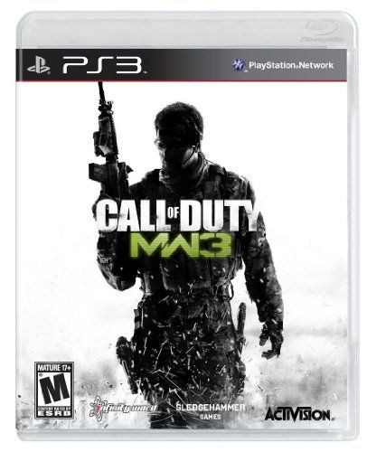 Call of Duty: Modern Warfare 3 – Playstation 3
