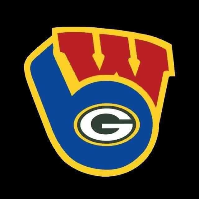 Brewers, Packers, and Badgers all the way.