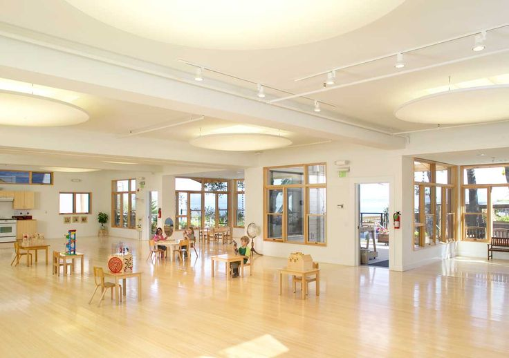 Marin Montessori School | PFAU LONG ARCHITECTURE