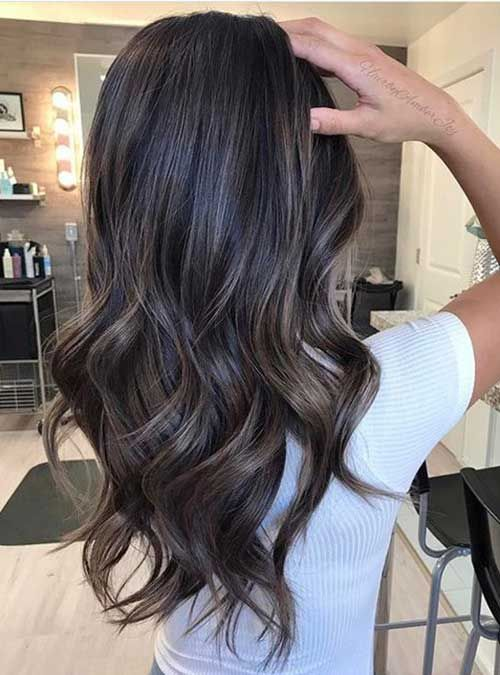 Best Ashy Brown Hair Color 20 pics