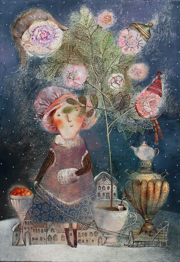 художник Анна Силивончик http://silivonchik.ru/