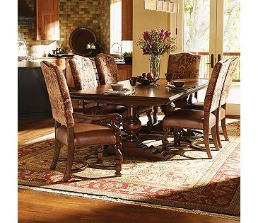 32 Best Lexington Home Brands Images On Pinterest  Aquarius Entrancing Fine Dining Room Furniture Brands Inspiration