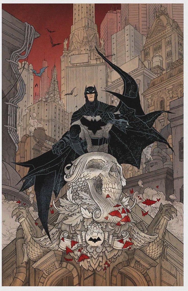 Batman   Capas da nova série mostram a cidade de São Paulo   Omelete