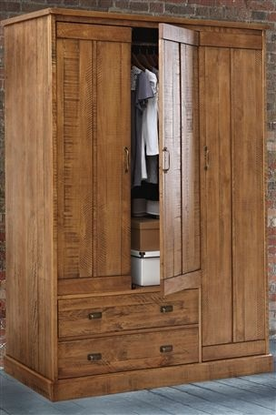 Buy Shoreditch Triple Wardrobe from the Next UK online shop