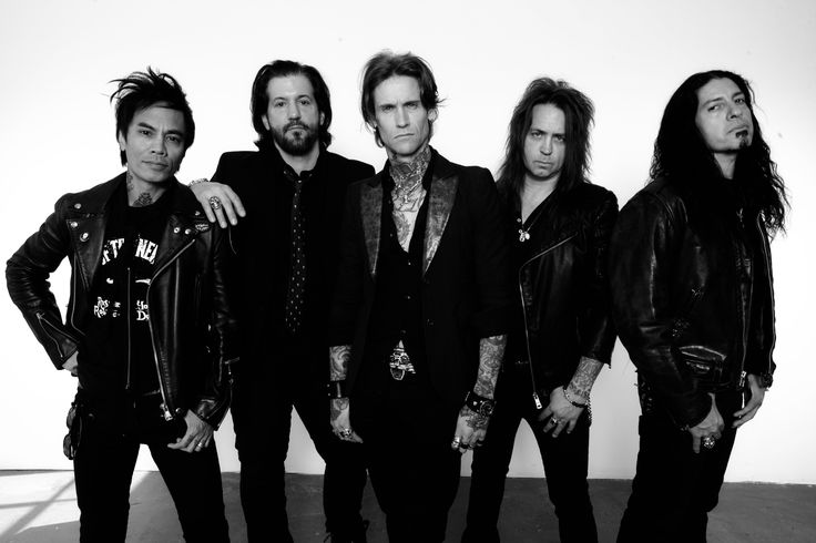 "Buckcherry Release New Song ""Gettin' Started"" - TravisFaulk.com"