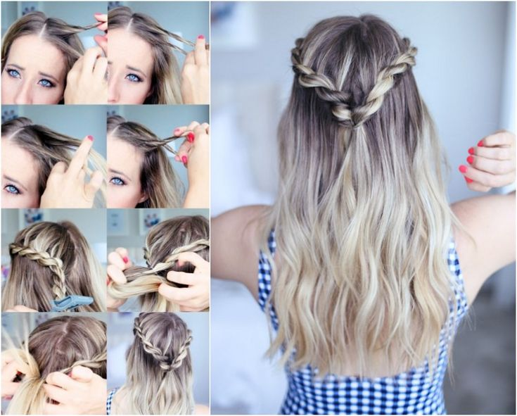 Make simple beach hairstyles yourself – 30+ styling ideas and tips for the perfect beach look