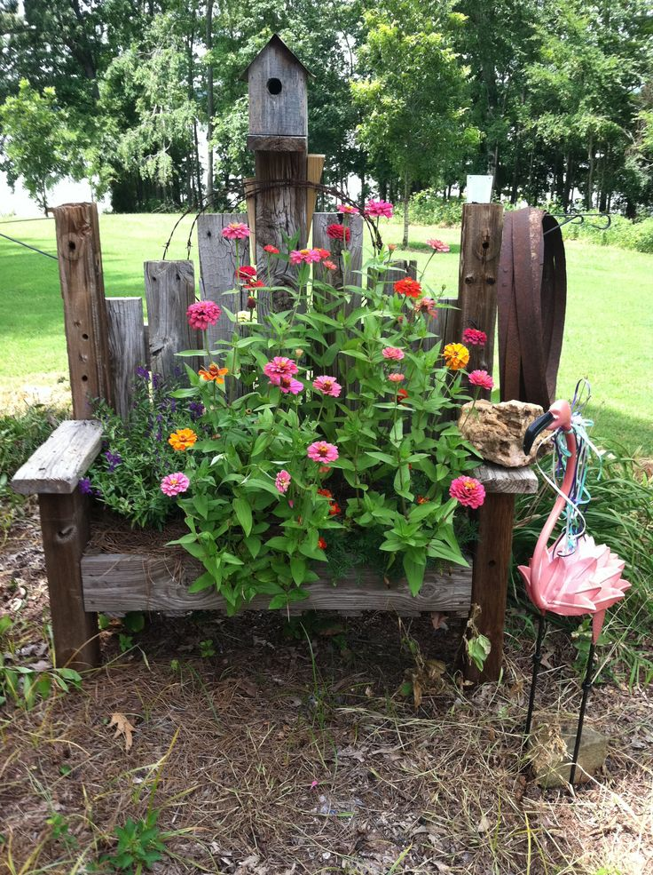 Best Country Gardening Yard Decor Images On Pinterest