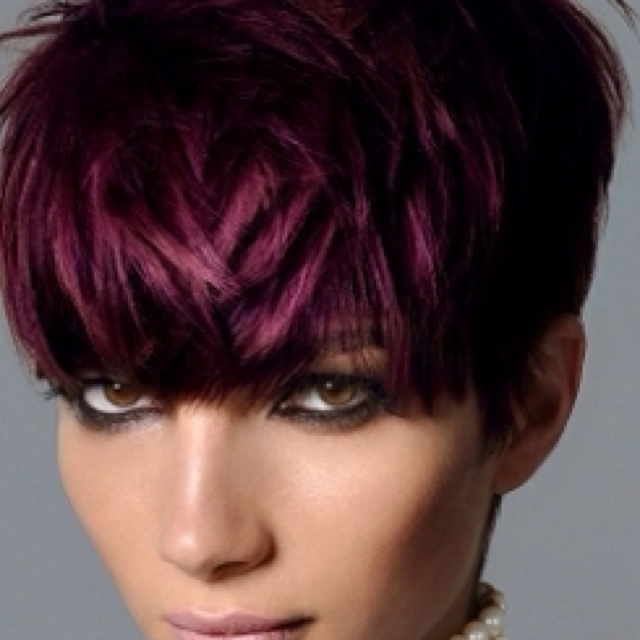 ... Happy Roots | Pinterest | Violets, Hair Colors and Violet Highlights