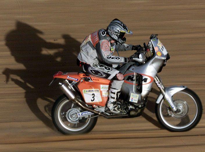 Fabrizio Meoni-Dakar 2001