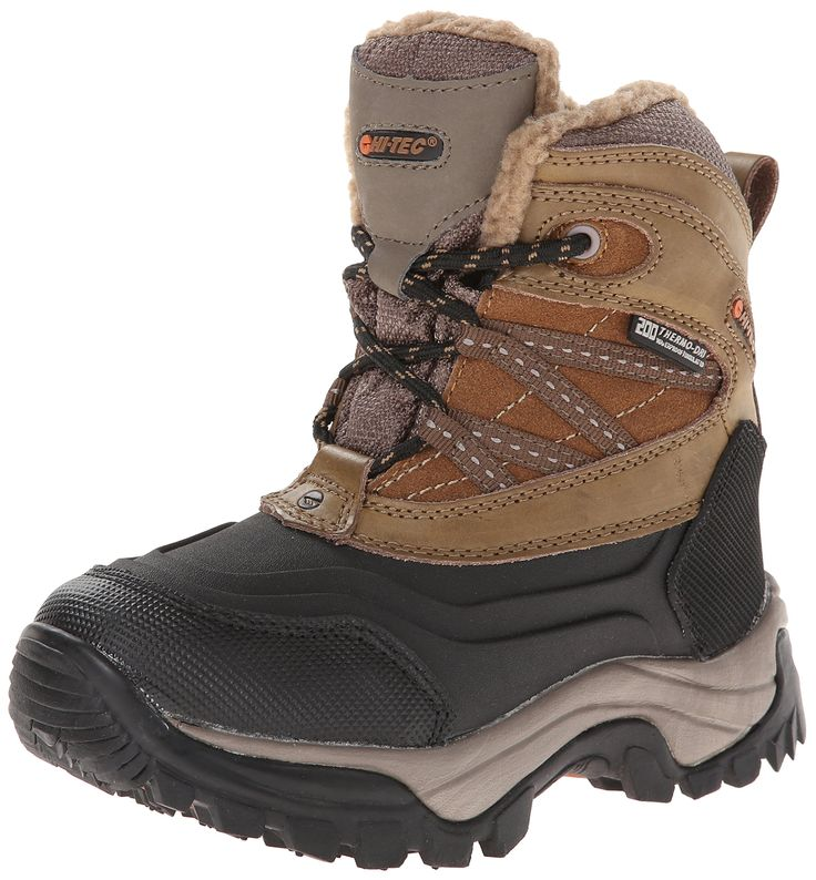 Amazon.com: Hi-Tec Snow Peak 200 WP JR Winter Boot (Toddler/Little Kid/Big Kid): Shoes Special Offers and Product Promotions Size: 11 M US Little Kid | Color: Tan/Black 25% Off Shoes & Handbags Enter code HOLIDAY25 at checkout. 57,87