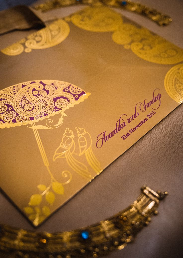 Personalised Indian Wedding Gift Bags : ... wedding on Pinterest Initials, Letterpress wedding invitations and