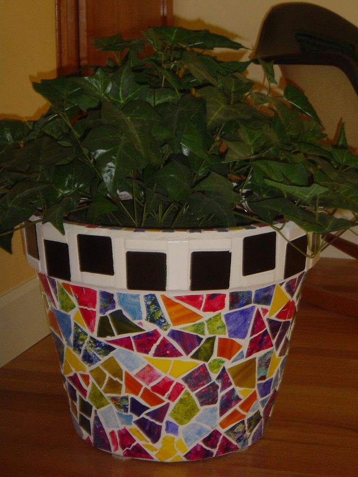 painted clay pots ideas