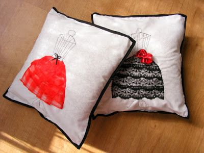 sewing - my first attempsts... moja art-terapia, czyli o...