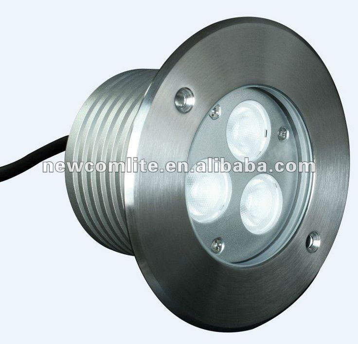 IP67 3*3W led underground outdoor walkway lights $10~$35