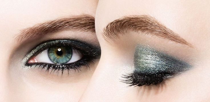 Create this fantastic look with Eye Shadow Colour Arrest 10!