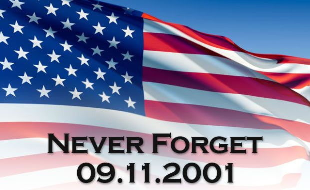 Never forget. In memory of those we have lost. Stand proud. Stay strong.