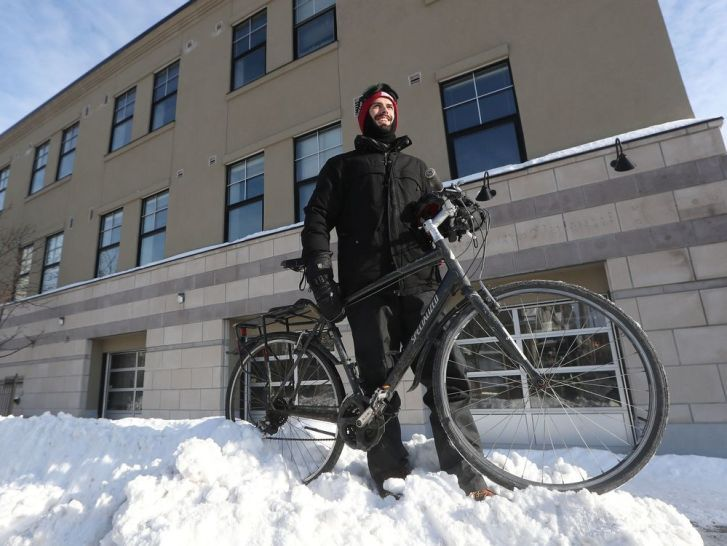 Pinder How And Why I Became An Ottawa Winter Cyclist Best