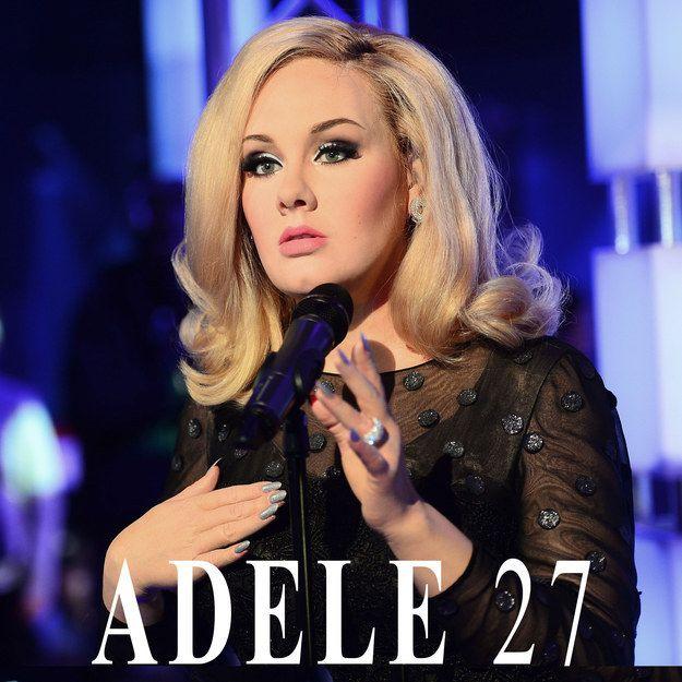 13 Potential Future Adele Album Titles