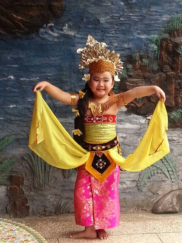 My beloved Bali Dancer