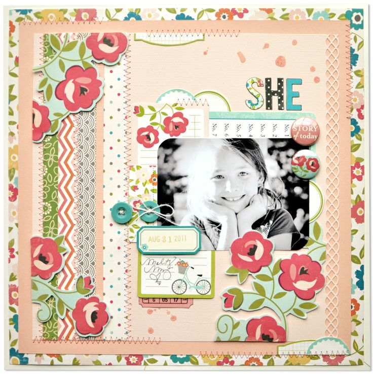 cake walk layout 70 best october afternoon layoutscards images on pinterest