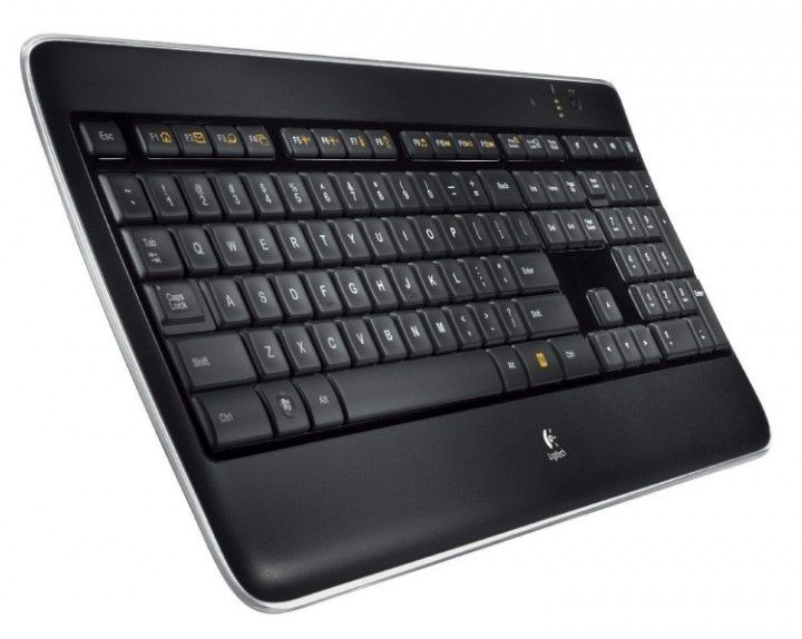 eBlueJay: Logitech Keyboard K800 Illuminated Wireless 920-002359