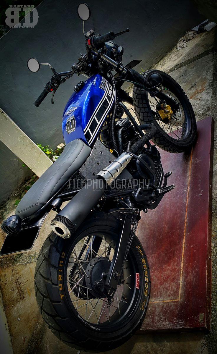 Yamaha xs225