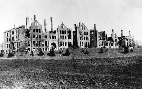 Manitoba History: TheBrandon Asylum Fire of 1910