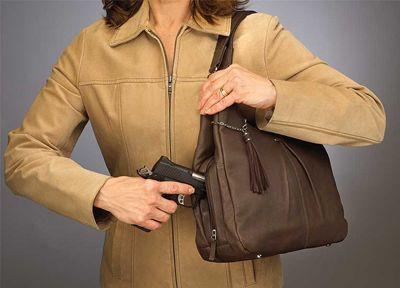 To carry your firearm in a concealed carry purse is your decision to make and there is no right or wrong answer.