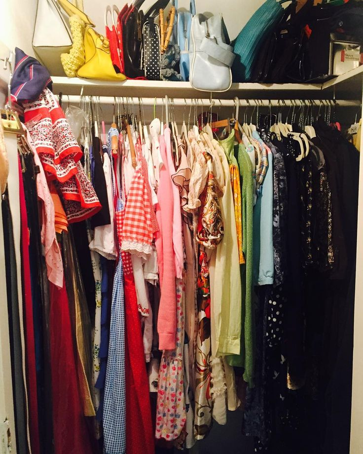 25 Best Ideas About Color Coordinated Closet On Pinterest