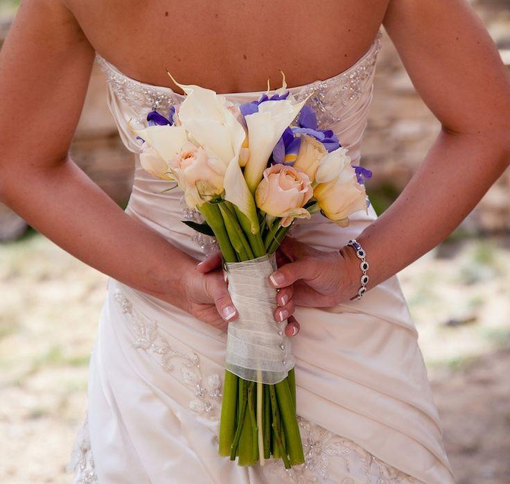 iris wedding flower arrangements - Google Search