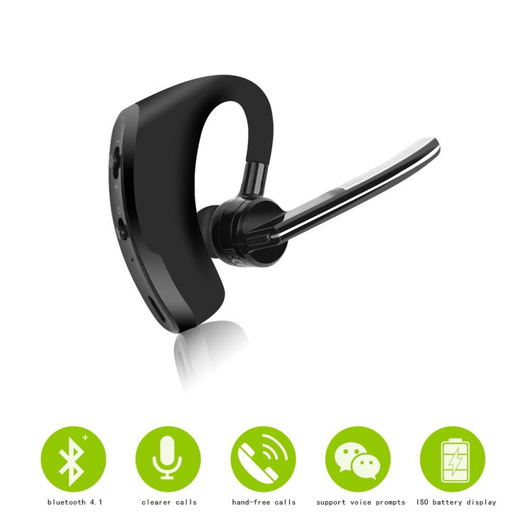 Wireless mini auricular bluetooth inteligente de negocios sport headset bass auriculares con micrófono para xiaomi huawei ihponesmartphones