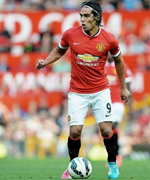 Falcao - Manchester United