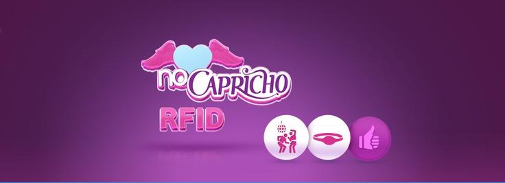 Projeto - RFID NoCapricho