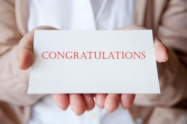 Write a Professional Congratulation Note With These Samples
