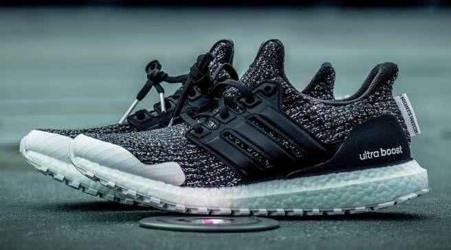 Details about NEW Adidas Ultra Boost Parley 4.0 F36190 Core Black Cloud White Men's Shoes