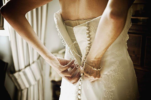 We maintain perfect wedding dress in an elegant style can be long or short, smooth or supplemented by numerous decorations, white or colored.
